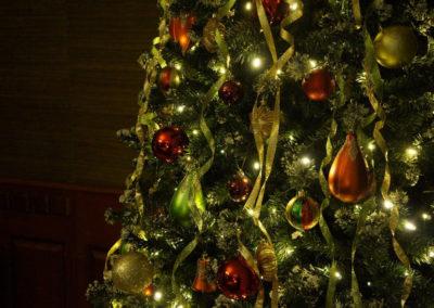 Nytt år – gammelt juletre