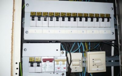Elektrisk internkontroll av fellesarealer